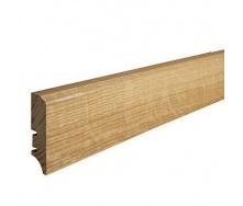 Плинтус деревянный Barlinek P50 Дуб 60х16х2200 мм