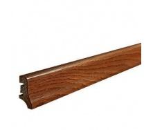 Плинтус деревянный Barlinek P10 Мербау 40х20х2200 мм