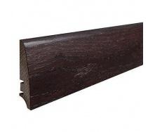 Плинтус деревянный Barlinek P30 Дуб эспрессо 78х18х2200 мм