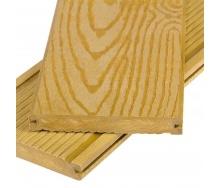 Терасна дошка Polymer & Wood Massive 20x150x2200 мм дуб