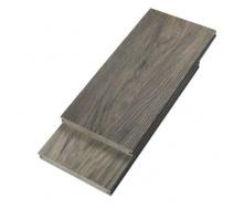Террасная доска Woodplast Bruggan Elegant полнотелая 140х18х2900 мм ivory