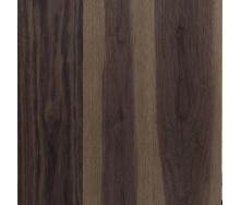Паркетна дошка Serifoglu односмугова Американський Горіх Люкс+Стандарт T&G 1190х97х10 мм лак