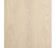 Паркетна дошка BEFAG односмугова Дуб Натур 2200x192x14 мм білий лак