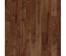 Паркетная доска BOEN Plank однополосная Орех американский Animoso 2200х138х14 мм лак матовый