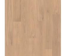 Паркетная доска BOEN Stonewashed Plank Castle однополосная Дуб Айвори 2200х209х14 мм