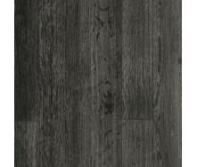Паркетная доска DeGross Дуб черный с серебром браш 500х100х15 мм