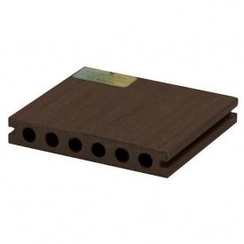 Террасная доска Woodplast Legro Ultra двуслойная 138x23x2900 мм ipe