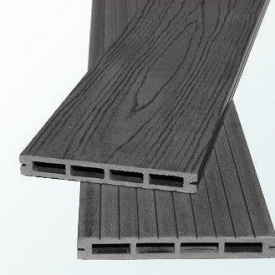 Терасна дошка TardeX Lite Premium 155х20х2200 мм графіт