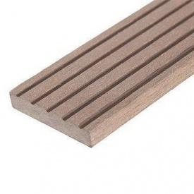 Плінтус для терасної дошки Woodplast Legro Ultra 50х10х2900 мм