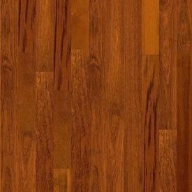 Паркетна дошка BOEN Plank односмугова Мербау 2200х138х14 мм лак