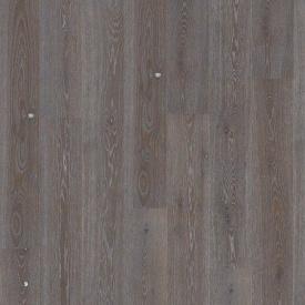 Паркетна дошка BOEN Stonewashed Plank односмугова Дуб Мун брашована 2200х138х14 мм масло