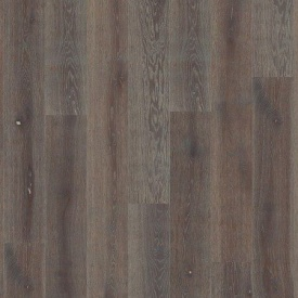 Паркетная доска BOEN Stonewashed Plank Castle однополосная Дуб Графит брашированная 2200х209х14 мм