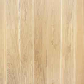 Паркетная доска однополосная Focus Floor Дуб CALIMA легкий браш, белое масло 2000х188х14 мм