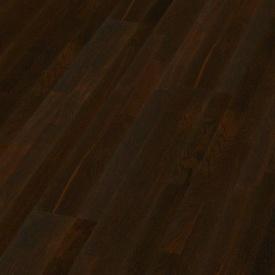 Паркетная доска BOEN Longstrip Дуб Нуар пропаренный 14x209x2200 мм
