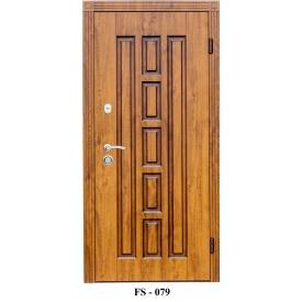 Двері броньовані Статус 860x2050 мм