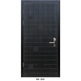 Двері броньовані Оптима Плюс 860x2050 мм