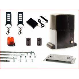 Комплект автоматики для откатных ворот Rotelli PRO 2000 LUX