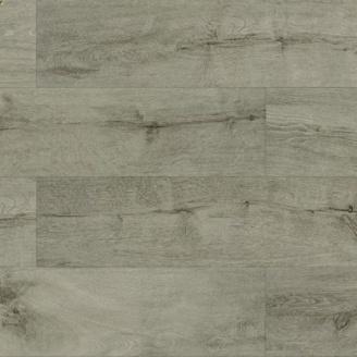 ПВХ плитка LG Hausys Decotile DLW 1201 0,5 мм 920х180х3 мм Серебристый дуб