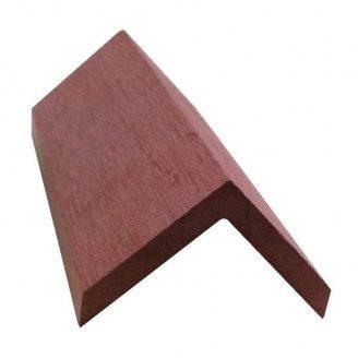Уголок для террасной доски Woodplast Bruggan Multicolor 40x45x2200 мм