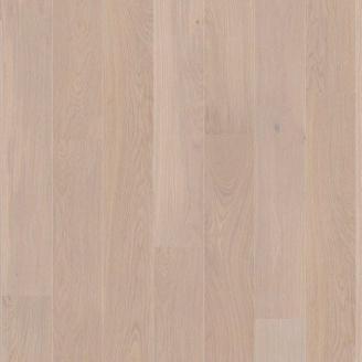 Паркетная доска BOEN Stonewashed Plank Castle однополосная Дуб Перл пигментированная 2200х209х14 мм