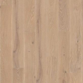 Паркетная доска BOEN Stonewashed Plank однополосная Дуб Корал брашированная 2200х138х14 мм масло
