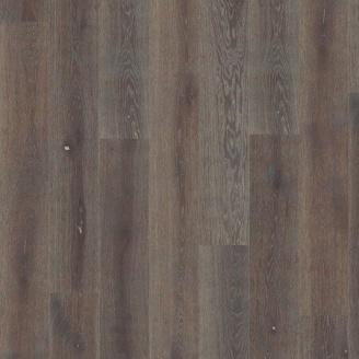 Паркетна дошка BOEN Stonewashed Plank односмугова Дуб Графіт брашована 2200х138х14 мм масло