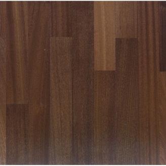 Паркетная доска Serifoglu однополосная Сапелли Люкс T&G 1805х146х14 мм лак