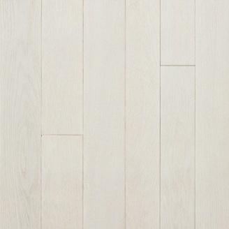 Паркетная доска DeGross Дуб белый №2 браш 547х100х15 мм