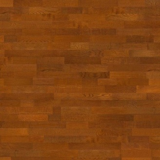 Паркетна дошка Graboplast JIVE трисмугова Дуб Бренді Trend 2250х190х14 мм