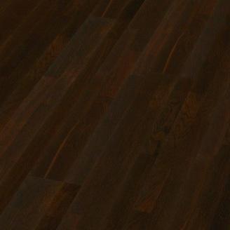 Паркетна дошка BOEN Longstrip Дуб Нуар пропарений 14x209x2200 мм