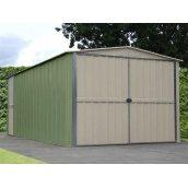 Будівництво гаража стандартного 6х3 м