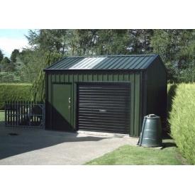 Строительство гаража для мотоцикла 3х2,5 м