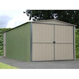 Строительство гаража стандартного 6х3 м