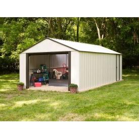 Будівництво гаража стандартного 7х4 м