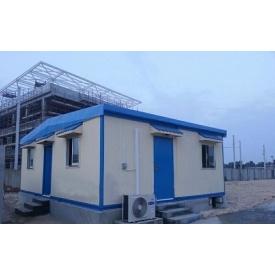 Строительство мини офиса 6х6 м