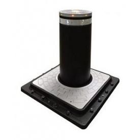 Дорожній блокіратор FAAC J355 M30-P1 HA висувний 570x690x1665 мм темно-сірий металік