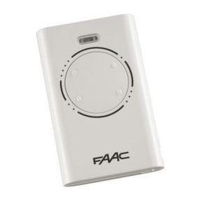 Брелок-передатчик FAAC XT4 868 SLH LR белый