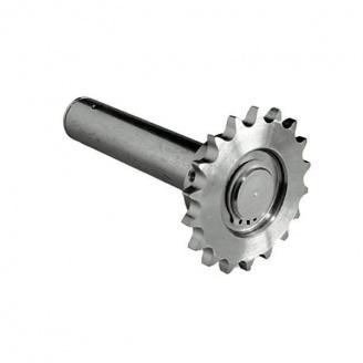 Вал Nice CRA1 с 18 зубчатым колесом
