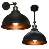 Светильник настенный бра Electropark Е-27 Лофт (LS 1080-205-1L)