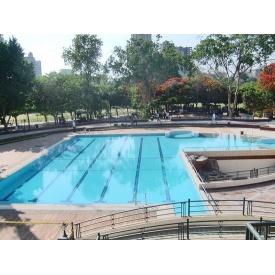 Плитка для бассейнов Interbau Blink Бассейн в спортклубе Каира