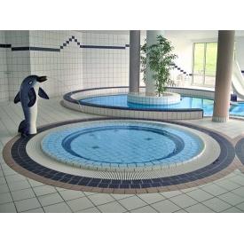 Плитка для бассейнов Interbau Blink Бассейны крытого типа в центре досуга