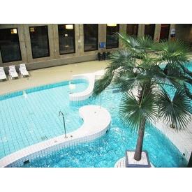 Плитка для бассейнов Interbau Blink Бассейны в развлекательном центре