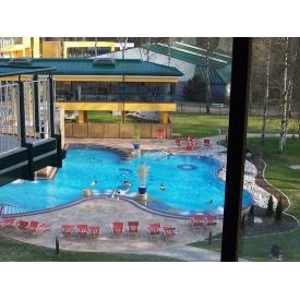 Плитка для бассейнов Interbau Blink Спа-бассейны на Австрийском курорте