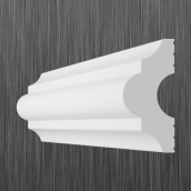 Профіль настінний молдинг Киндекор I-40 40x18