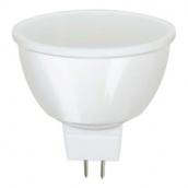 Світлодіодна лампа Feron LB-96 MR16 G5.3 230V 7W 16LEDS 520Lm 2700K (25472)