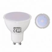 Лампа светодиодная Horoz Electric Plus-4 4 Вт 250 Лм 6400К GU10 (001-002-00041)