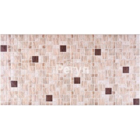 Листовая панель ПВХ Регул мозаика Дуб Белфорт 0,3 мм 960x482мм