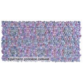 Листовая панель ПВХ Регул кристалл Розовое сияние 0,4 мм 955x488 мм