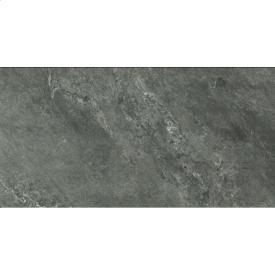 Керамогранітна настінна плитка Casa Ceramica Cementum Black 60x120 см