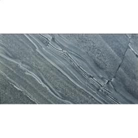 Керамогранітна настінна плитка Casa Ceramica Ocean Nero 60x120 см